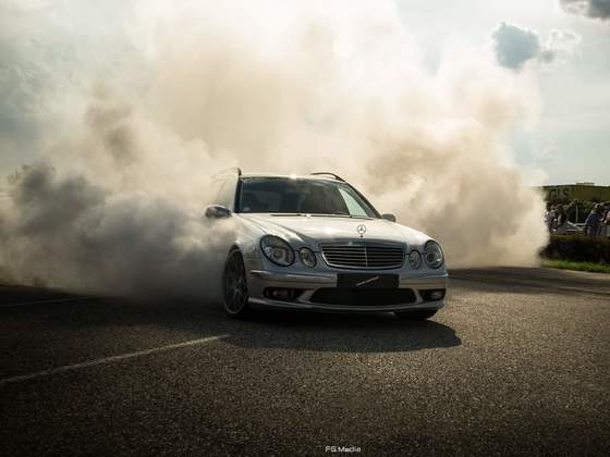 Burn Rubber, not your Soul