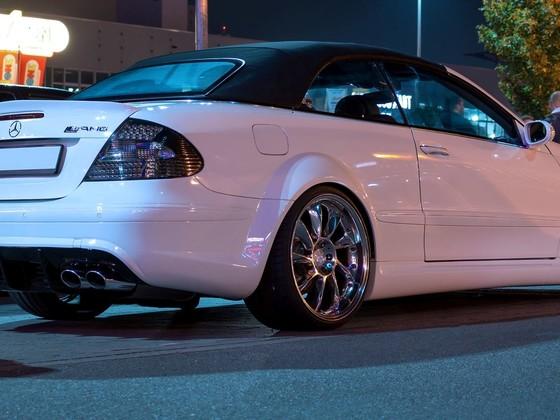 CLK Black Series BS-Edition Cabrio