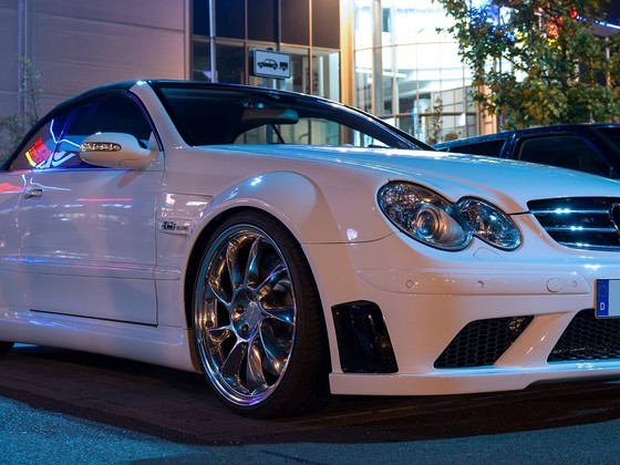 CLK Black Series BS - Edition Cabrio Umbau
