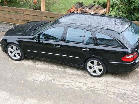 S211 E350 T 2007
