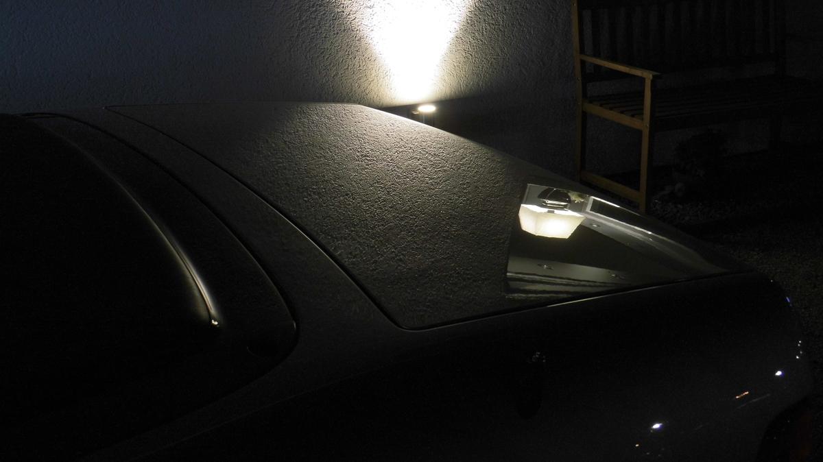 300SL 1992 frisch poliert mit Spiegeleffekt / Foto unbearbeitet!